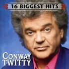 16 Biggest Hits - Twitty,Conway (2001, CD NEUF)