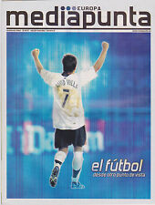 Football Magazine>Europa Mediapunta VALENCIA v CHELSEA Apr 2007 UCL