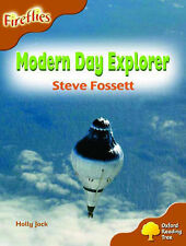 Oxford Reading Tree: Stage 8: Fireflies: Modern Day Explorer: Steve Fossett