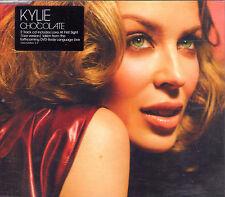 MAXI CD SINGLE 2T KYLIE MINOGUE CHOCOLATE DE 2001 TBE