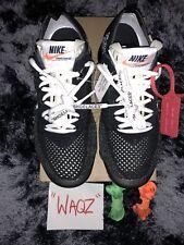 cheap for discount 8869e 02d2c OG OFF-white x Nike Vapormax Black Size 6uk 6.5us 39eu Brand
