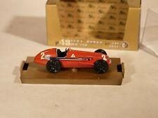 Brumm R43 Alfa Romeo Gp 159 1951 #2 New IN Box Mint Boxed 1/43