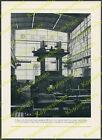 DEMAG Firmengeschichte Stahl Montan Metall Bergbau Kran Ruhrgebiet Duisburg 1954