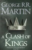 A Clash of Kings (A Song of Ice and Fire),George R.R. Martin