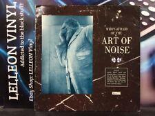 Art Of Noise Who's Afraid Of LP Album Vinyl Record ZTTIQ2 A1/B1 Pop 80's