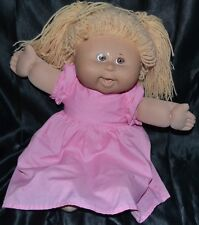 "17"" Cabbage Patch Kids 2005 Original Appalachian Artworks Girls Dolls Toys Pink"