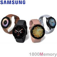 GENUINE Original Samsung Galaxy Watch Active2 Cellular LTE Stainless Steel