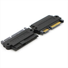 29-Pin SAS Female To SATA 15+7Pin 22Pin Male Adapter Converter Card Connect SAlE
