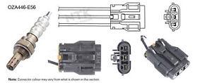 NGK NTK Oxygen Lambda Sensor OZA446-E56 fits Hyundai Excel 1.5 i (X-2), i (X-2)
