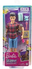 Muñeca Barbie Muñeca Skipper niñeras Inc & Conjunto de Juego GRP-14 de pelo de muñeca