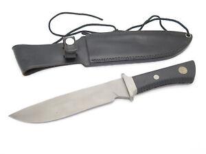 Vtg Aristocrat AK200 Wraith Seki Japan Fixed AUS-8A Blade Survival Bowie Knife
