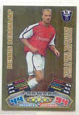 Dennis Bergkamp Soccer Trading Cards
