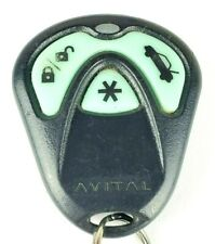 TESTED Avital Fcc EZSDEI474S RPN473L Keyless Entry Remote 3 Button Green LED