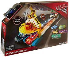 Disney Pixar FBG40 Cars 3 Piston Cup Race-Off Playset Toy