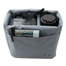 Waterproof Foldable Partition Insert DSLR Camera Lenes Padded Bag Protective Bag