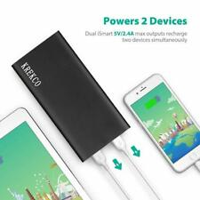KREKCO Portable Power Bank 20000mah Ultra High Capacity External Battery