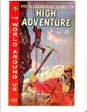 World Around Us 27 (1960): High Adventure: Free to combine- in Good/Very Good