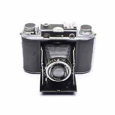 Houghton Ensign Commando Folding Camera with Ensar 75mm f/3.5 Lens c.1946-50