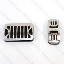 Jaguar XF Sport Aluminum Pedal Kit - OEM - Free Shipping - C2Z11156