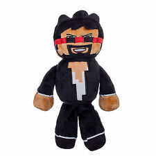 "Tube Heroes- Small 8"" Quality Plush Soft Toys Captain Sparklez- On Special-NEW"