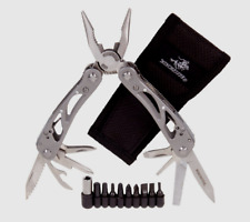 Winchester WinFrame Stainless Steel Multi Tool Kit 12 Functions Pocket 31-003432