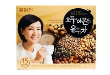 New Korean Tea Walnut Almond Adlay Tea 15,50 Servings Damtuh Job's Tears