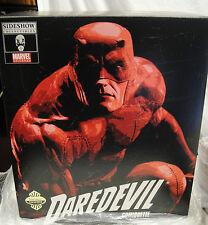 Sideshow Exclusivo Daredevil Comiquette Estatua Estatuilla de Busto Marvel