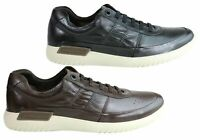 Brand New Democrata Freddie Mens Leather Slip On Casual Shoes Made In Brazil