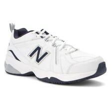 NEW BALANCE MX608V4W Men's Crosstrainers Shoes  White/Navy D, Size 12.5 4E NEW