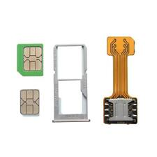 LY007 Hybrid Dual SIM Card Micro SD TF SIM Adapter For Android Extender 2 Nano