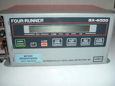 GASTECH Four-Runner GX-4000 Gas Detector