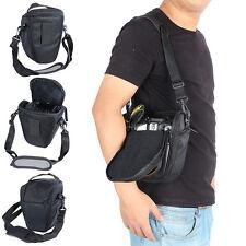 Waterproof Shoulder Bridge Camera Case Bag For Canon Nikon Sony SLR DSLR Useful