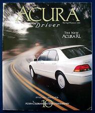 Prospekt brochure 1998 Acura Driver * SLX Experience * Honda Indy V8 (USA)