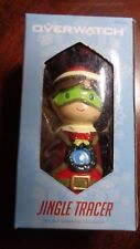 OVERWATCH Blizzard Official JINGLE TRACER Christmas Ornament EXCLUSIVE