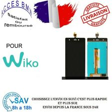 Ecran Complet Tactile et LCD Pour Wiko Fever/Fever 4G LCD and Touch Screen Outil