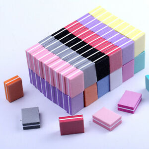 Buffer Strips Polishing block Nail Polish Nail Sanding Buffer Mini Nail File