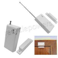Wireless Door Window Sensor Detector Magnetic Contact Security Alarm warning