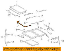 TOYOTA OEM 02-03 Camry Sunroof-Cable 63224AA020