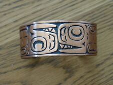 Solid Copper Bangle Bracelet