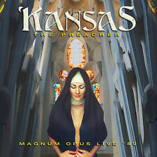 KANSAS - Magnum Opus Live '89. New CD + sealed ** NEW **