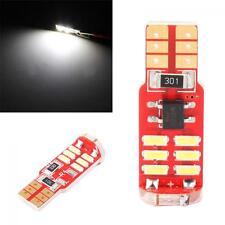 Error Free Car LED Marker Light White DC 12V 15-SMD 4014  T10 W5W Cree LED