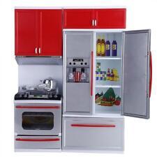 Kitchen Playset For Girls Kids Pretend Play Toy Toddler Kitchenware Cooking Set