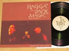 """12"""" Ragga And The Jack Magic Orchestra - Where Are They Now ?  EMI - 12EM 456"""