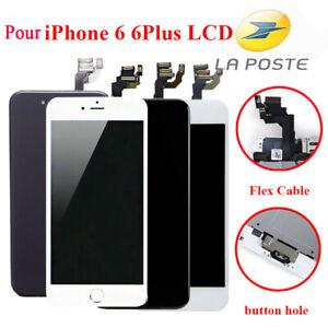 ECRAN + VITRE TACTILE IPHONE 6 6S PLUS 7 8 LCD +BOUTON COMPLET RETINA ORIGINAL