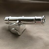 10oz 999 Fine Silver Cannon by YPS Yeager's Poured Silver 2 piece set - Polished