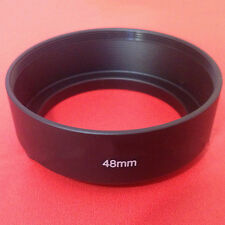 48mm LENS HOOD Cover+CAP for Canon Canonet QL17 GIII New