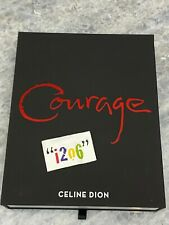 Brand New Celine Dion Courage Tour Full Vip Merchandise Box Collector's Item!