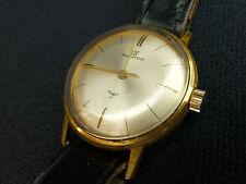 VINTAGE -- DUCADO -- Armbanduhr  mechanisch Handaufzug -- 70er Jahre vergoldet