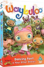Waybuloo - Dancing Feet & Four Other Stories - Piplings - NARA BBC CBeebies DVD