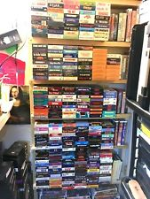Vhs Movie Sale- 4 Movies for $10 (no shipping) Build yr collection, Feed yr Vcr!